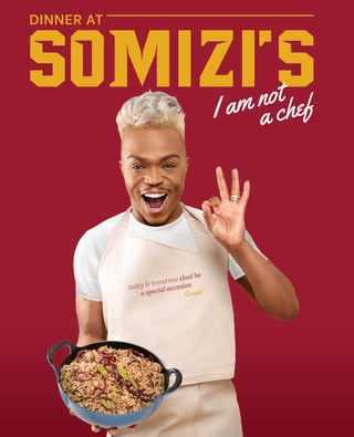 Somizi Cookbook