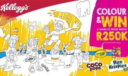 KELLOGG'S SERVES UP A CREATIVE FEAST!