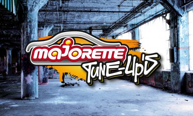 {{REVIEW}} MAJORETTE TUNE UPS